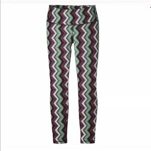 Patagonia Yoga Centered Tights Timber Leggings